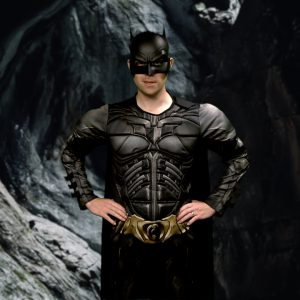 The Bat Hero - personalised superhero video message